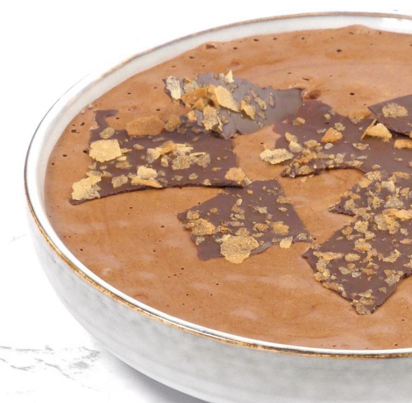 Mousse chocolat Charles & Ava